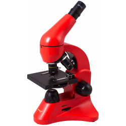Микроскоп Levenhuk Rainbow 50L OrangeАпельсин